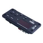 Bluetooth Carro kit de áudio USB tf fm, módulo de Rádio, sem fio, bluetooth mp3 wma, placa decodificadora mp3 player para o caminhão acessórios