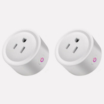 Mini Smart WiFi plug controle remoto Tomada interruptor Alexa eco Início Surge