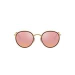 Óculos de Sol 0RB3517-ROUND FOLDING I Espelhado | Ray-ban Brasil