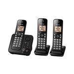 Tel Panasonic Kxtg-C363Lcb 3/Fo Sec/Bina