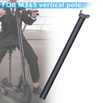 Folding Pole Stand Rod Replacement Spare Parts for Xiaomi M365 Electric Scooter