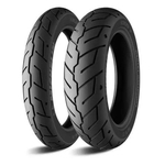 Par Pneu Michelin Moto Scorcher 31 130/80 17+180/65 16