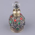 Caixa Vazia Antiga Antiga Do óleo Essencial De Garrafas De Perfume 15ml Para O Presente De Casamento Da Senhora