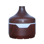 Novo difusor portátil de óleo essencial de aroma de ar, umidificador LED de aromaterapia
