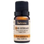 Óleo Essencial 10ml - Anis Estrelado - Via Aroma