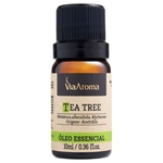 Óleo Essencial 10ml - Tea Tree (Melaleuca) - Via Aroma