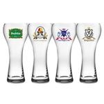 Kit Jogo 4 Copos Taça Cerveja Chopp Cristal 400 Ml Bohemia