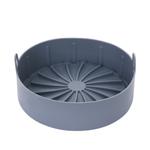 Grill Panela Multifuncional Air Fryer Pote De Silicone Panela De Pizza Cesta De Cozimento Pote Tapete