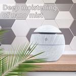 Difusor de óleo essencial de ar Aroma Umidificador LED de aromaterapia