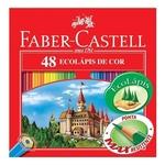 Lapis De Cor 48 Cores Faber Castell