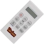 Controle Remoto Ar Condicionado LG AKB73756206