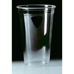 Copo Transparente Liso Descartável Para Chopp 330ml C/500un