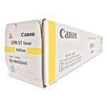 Toner Canon Gpr 51 Amarelo 8519b003aa