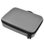 Bolsa de transporte multifunções compatível com dji Pocket 2 pu Bolsa de armazenamento portátil à prova d'água para viagem para bolsa de mão para acessórios de câmera