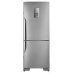 Refrigerador Panasonic 425l Inverter Aço Escovado 220v