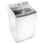 Maquina de Lavar Panasonic 14Kg 9 Programas de Lavagem Cesto Inox NA-F140B6WB Branca