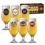 Jogo de Taças para chopp cerveja Royal Beer 6 peças - Ruvolo