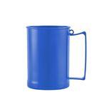 Caneca de Chopp Azul Bic Leitosa 300ml 120 unidades Bezavel