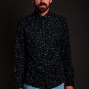 Camisa Ellus Crazy Dots Ref:51B7064