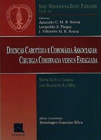Livro - Doenças Carotídea e Coronária Associadas - Dante Pazzanese 200