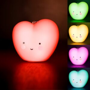 Chaveiro Led Heart