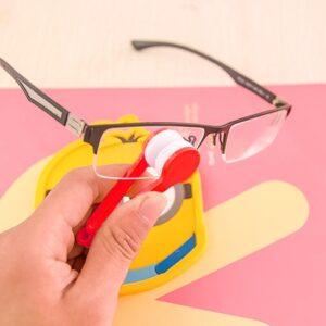Limpador De Óculos Shine Plus