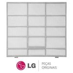Filtro de Ar Anti-Bactérias Evaporadora Ar Condicionado LG TSNH182C4A0, USNQ182CSG3, USNQ242CSZ2