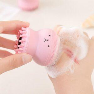 Esponja De Limpeza Skin Care