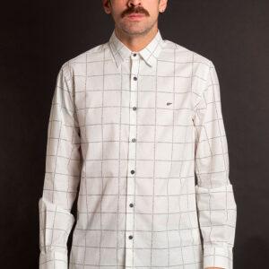 Camisa Ellus Squares Classic Ref:52B7508