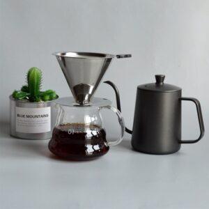 Filtro De Café Inox Premium