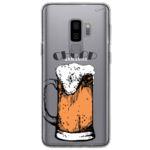 Capa Personalizada para Samsung Galaxy S9 - CHOPP. - Quark