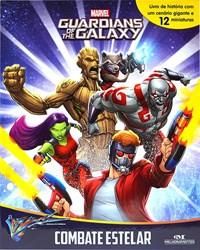 Livro - Guardians of the Galaxy - Combate Estelar - Melhoramentos