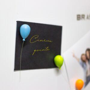 Ímãs Decorativos Happy Ballons