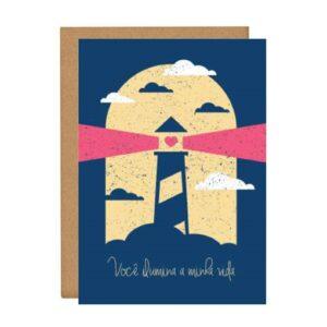 Cartão Luz Da Minha Vida