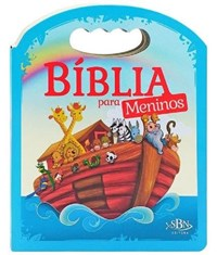 Livro - Biblia Para Meninos - Todolivro
