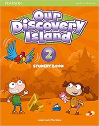 Livro - Our Discovery Island  - Student Book Pack 2 - Pearson