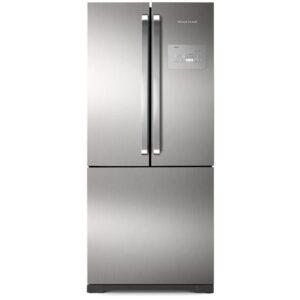 Refrigerador Brastemp Side By Side Inverse 540 Litros Iluminação em LED BRO80