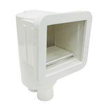 Skimmer Compact Para Vinil - Fibra - Alvenaria (Branco) Sodramar
