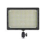 Iluminador Led Foto Vídeo 304 Ultra Para Câmera Canon Powershot Sx50 Hs
