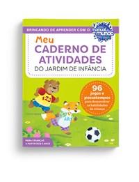 Livro - Meu Caderno de Atividades do Jardim de Infância - Lynch - Sext