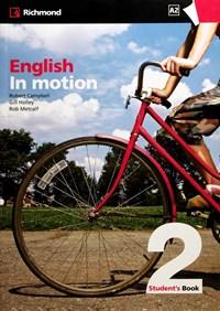 Livro English In Motion 2 - Holley - Richmond