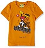 Camiseta Disney: Mickey Mouse Bring On The Fun, Colcci Fun, Meninas, Amarelo Fireball, 10