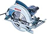 Bosch 060157A0D0-000, Serra Circular GKS 235 110V, Azul