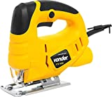 Serra Tico-tico Vonder Amarelo 220 V