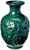Vaso Com Recorte M Ceramicas Pegorin Verde