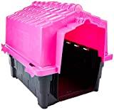 Casa Prime Colors Dog House Evolution Nº4 Pink Pet Injet para Cães