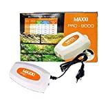 Bomba Compressor Maxxi Power Pro-9000 3W e 6W 110V Para Aquário Maxxi Power Para Peixes