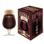 6 Taças Cerveja Chopp Bohemia Escura 400ml