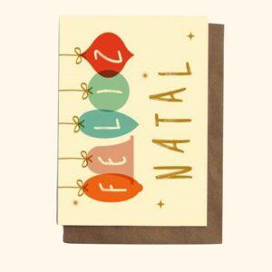 Cartão Best Christmas