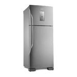 Geladeira/refrigerador Panasonic Nr-bt50bd3xa Frost Free 435 Litros Aço Escovado